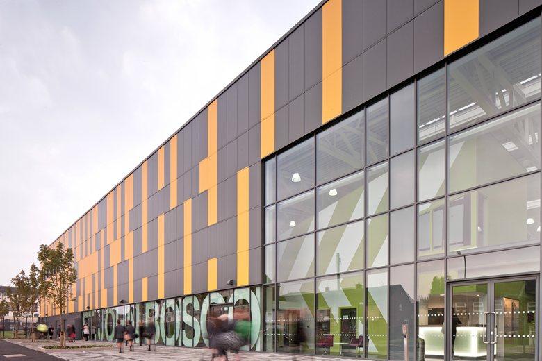 St John Bosco Art College, Liverpool