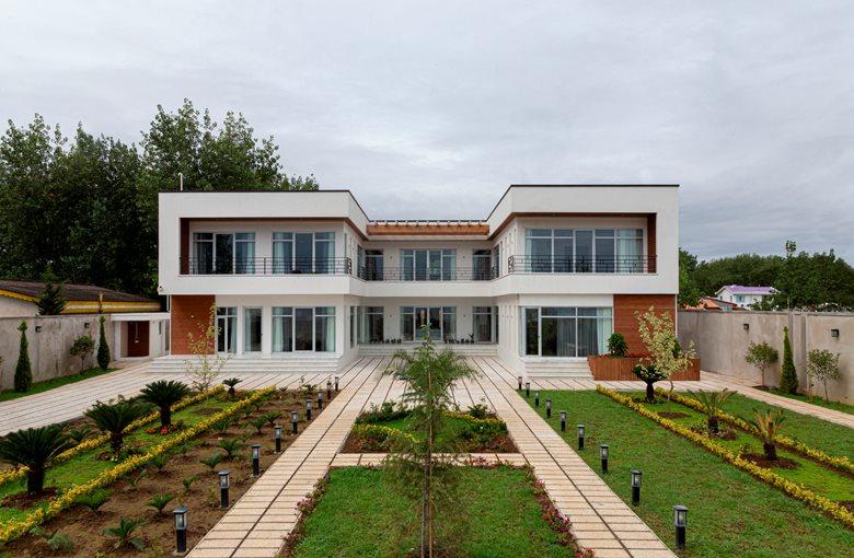 Sepid Villa