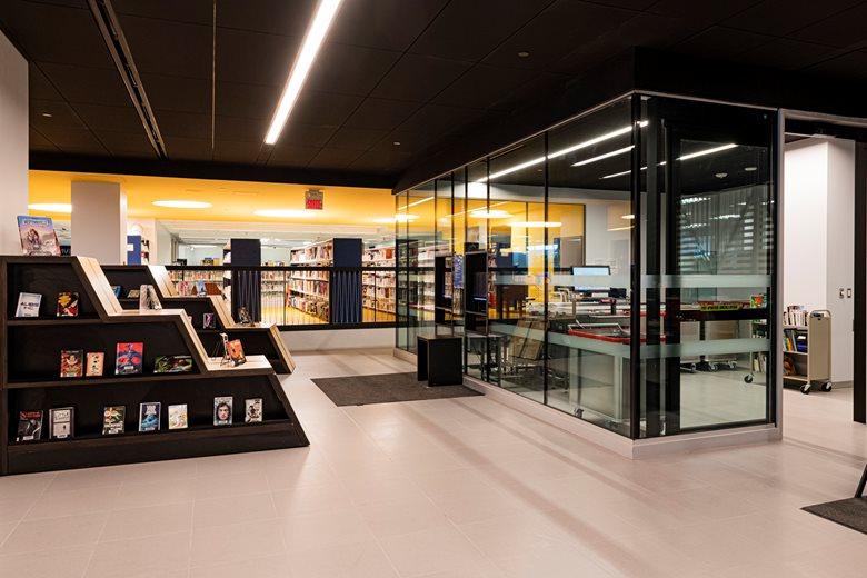 Bibliothèque Ahuntsic