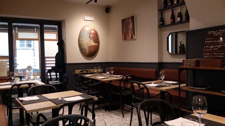 """Restyling del ristorante """"Boccon Divino"""" a Chiavari (GE)"""