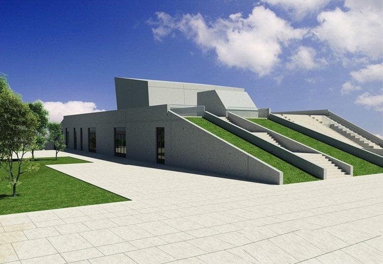 Nuovo Teatro Comunale di Frosinone - Progetto Esecutivo
