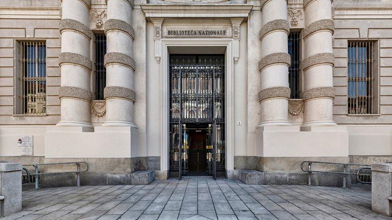Biblioteca Nazionale, nuovo atrio accoglienza
