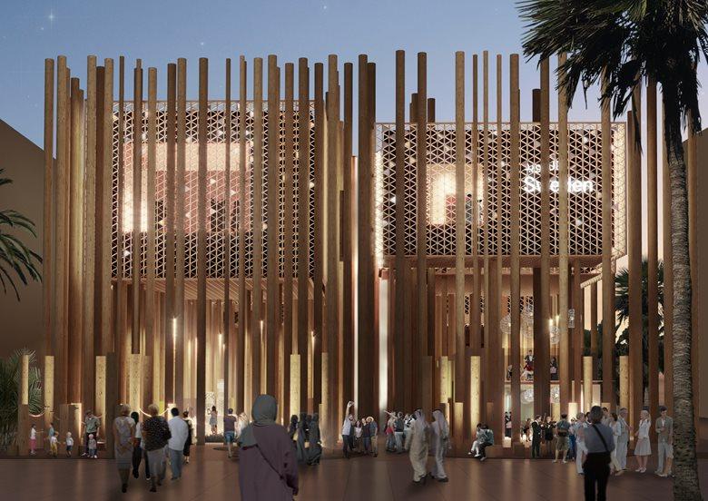 The Forest | Swedish Pavilion at Expo 2020 Dubai