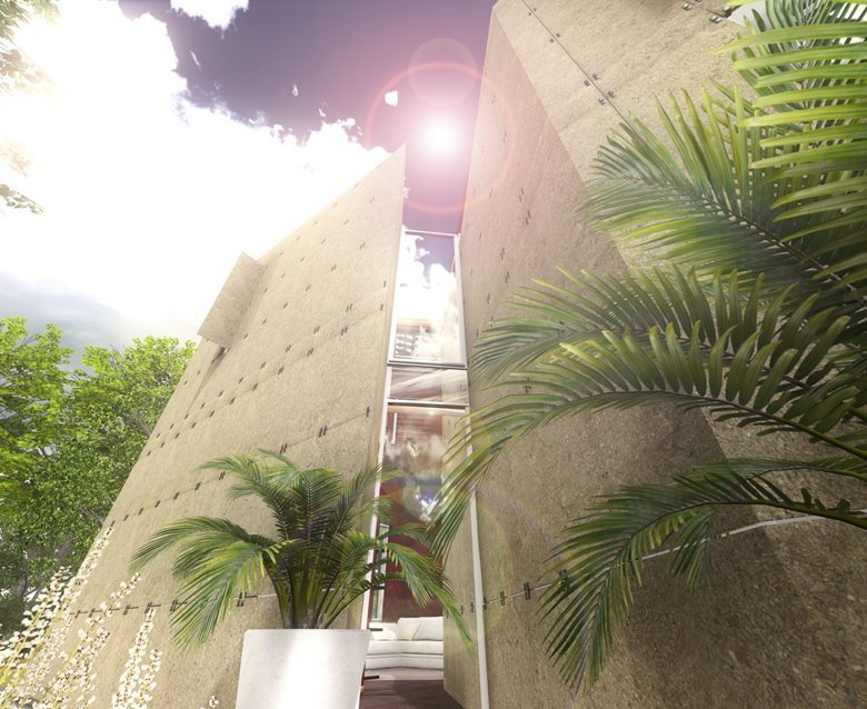 """""""Meno di 31"""": residenza di 80 metri quadrati"""