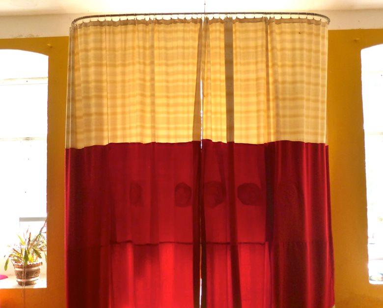 Entrance Hall Curtain