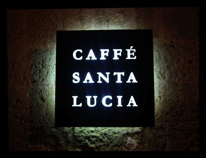 """Caffè SANTALUCIA  BAR-eventi """""""