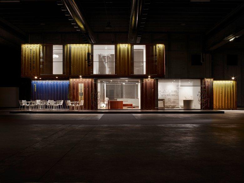 Green Frame House - Abitare il Tempo   con Studio Astori De Ponti
