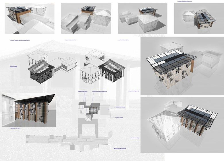 Nuova sede comunale di Calderara di Reno