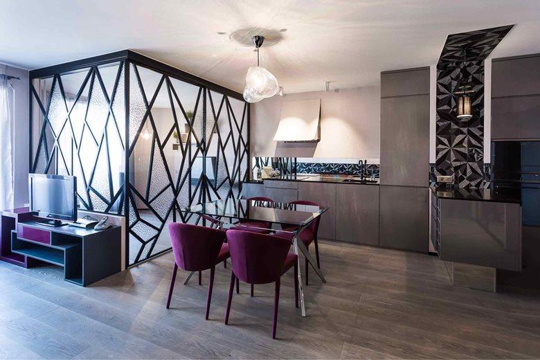 Apartment renovation, Paris