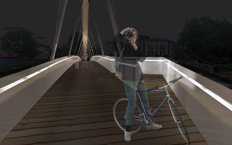 Ponte Navetta Parma