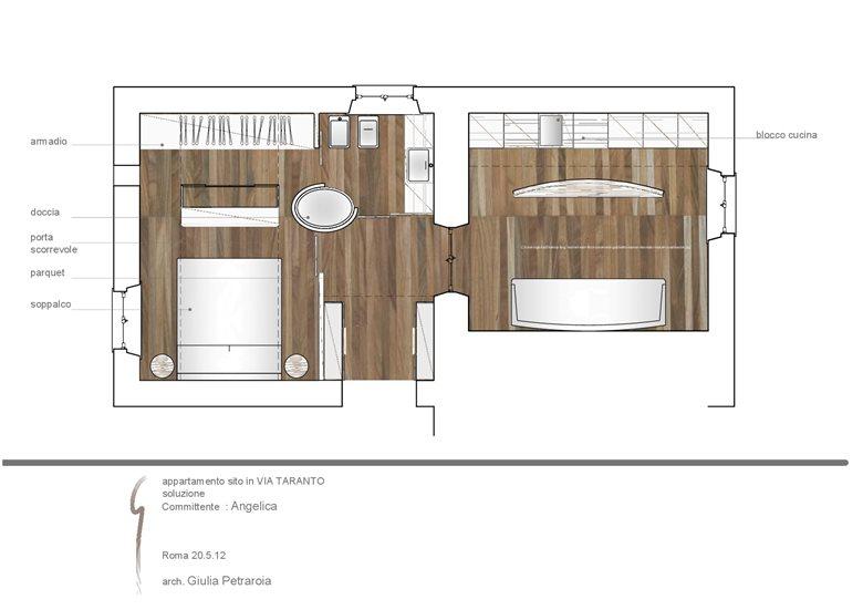 idee per un piccolo appartamento