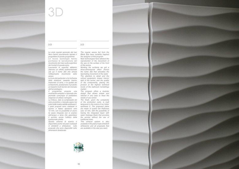 3D Bath Furniture