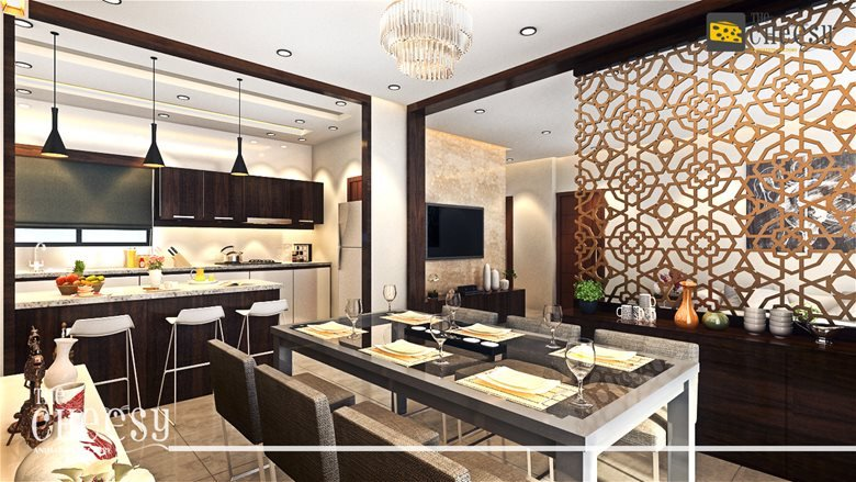 3D Interior Rendering and Design Services