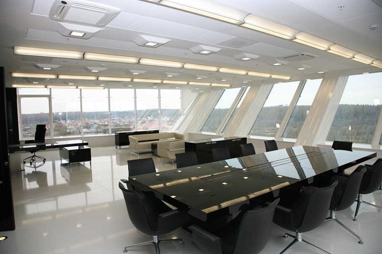 Aeroflot Russian Airlines/offices