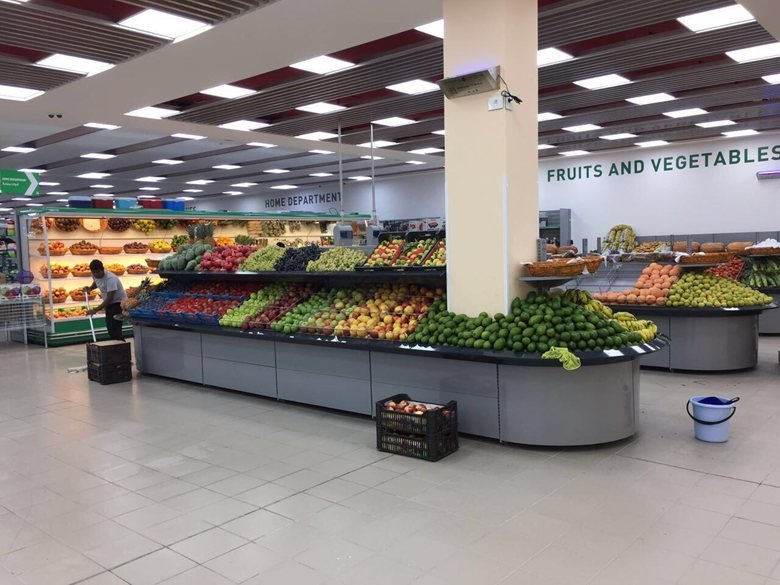 BK Supermarket