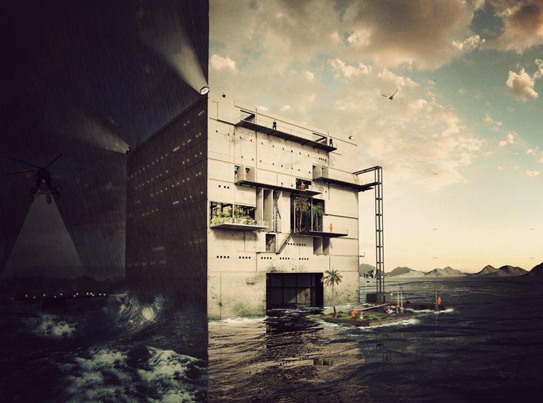[PACIFIC] Ocean Platform Prison