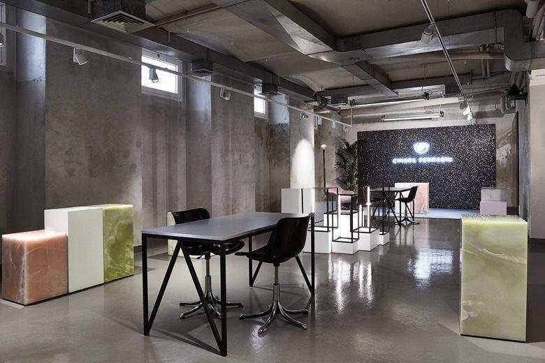 Chiara Ferragni Collection Showroom