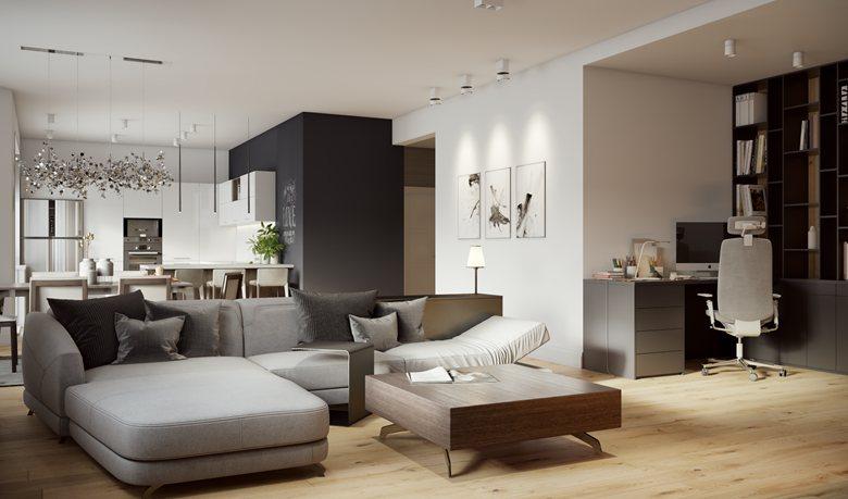 Malenkovskaya apartment
