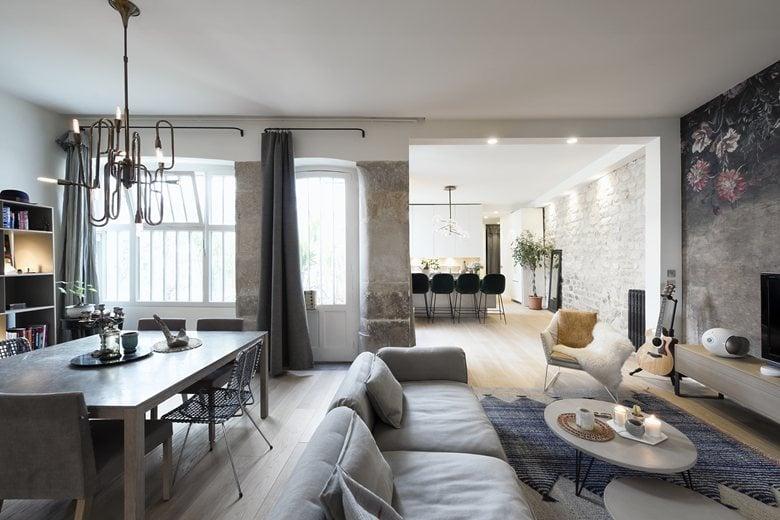 Appartement – Showroom Privé