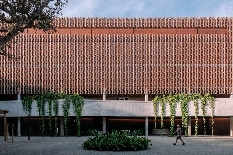 Potato Head Studios | OMA - Office for Metropolitan Architecture