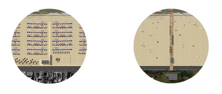 Le spiagge delle colonie, primo premio