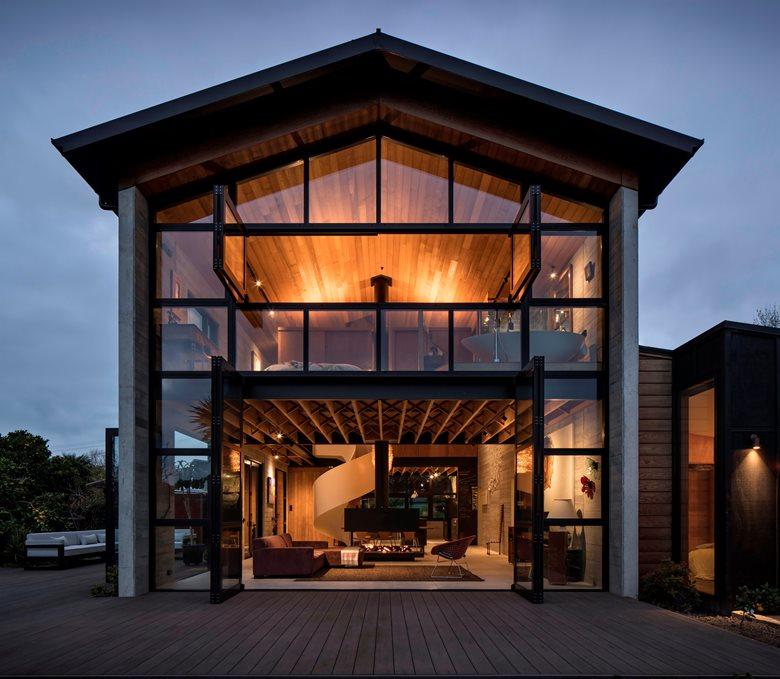 Anzac Bay House
