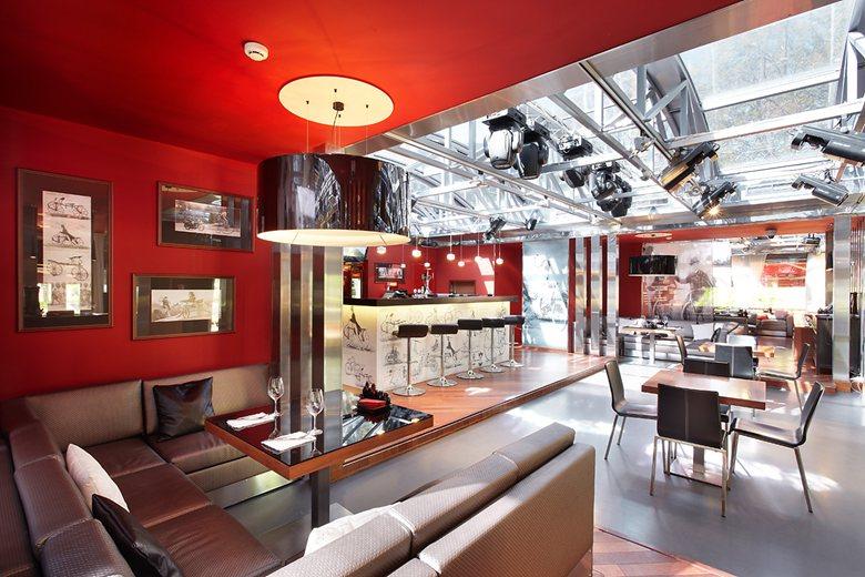 Restaurant Jet Set