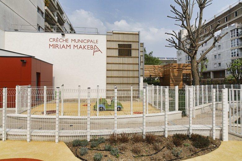 Crèche municipale Miriam Makeba