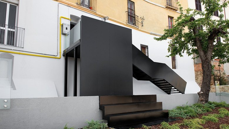 Canzano Urban Elements