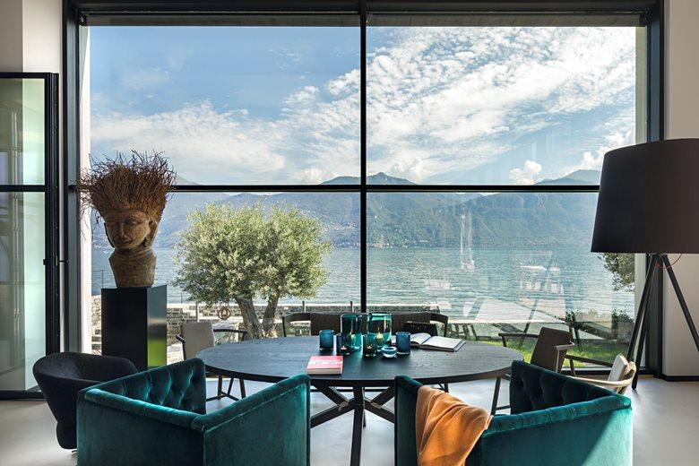 Breakwater - Lago di Como