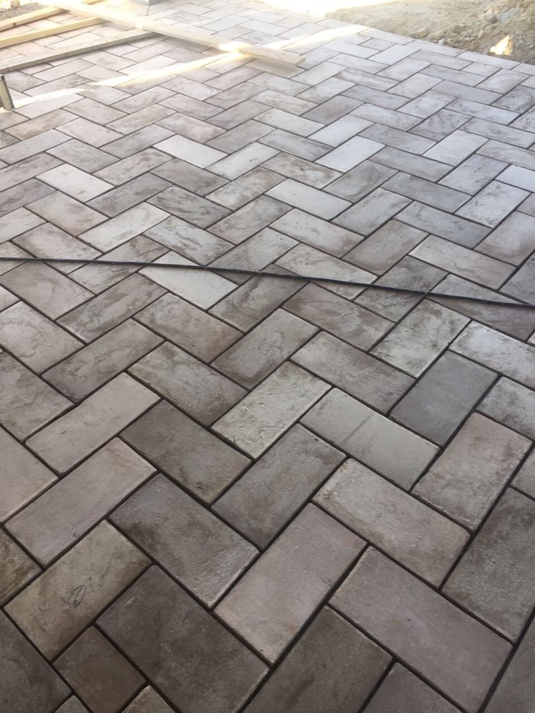 Colorare Pavimento In Cotto ristrutturazione con pavimento cotto toscano colorato grigio