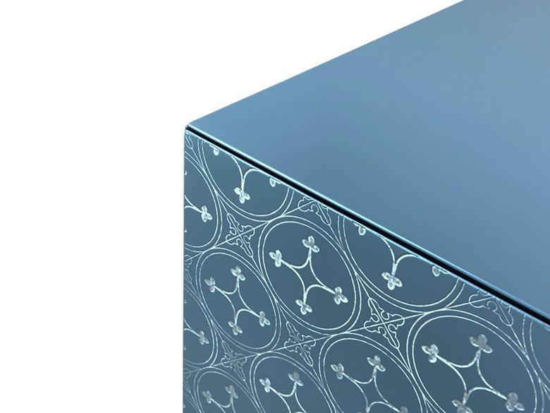 Madia di design - collezione Tiles