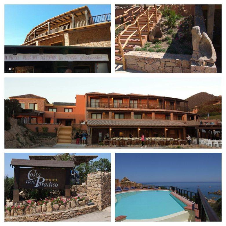 Hotel Costa Paradiso (ex Hotel Li Rosi Marini)