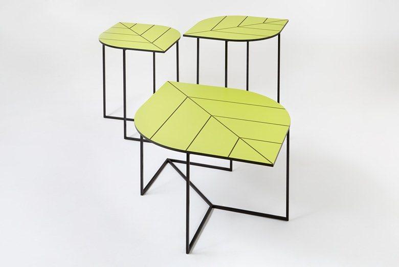 LEAF - low tables / design Martin Smid