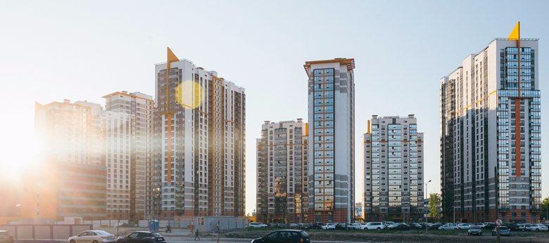 VIVA residential blocks