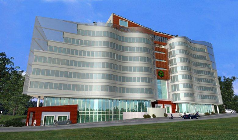 """""""ZERO"""" building"""