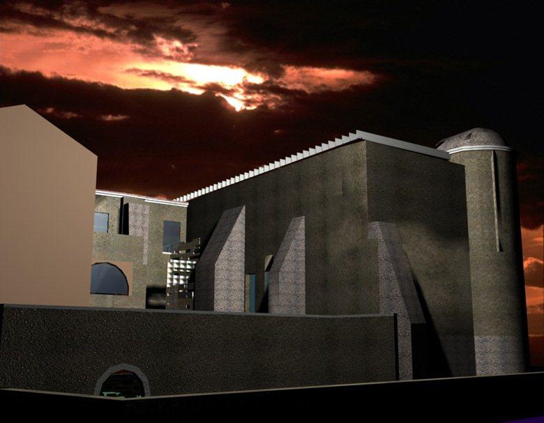 Restauro del Convento dei Francescani