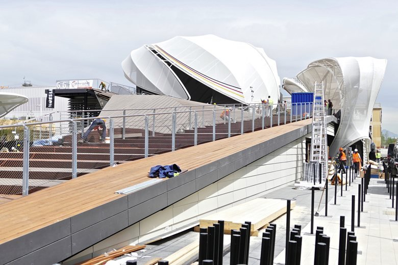 Germany Pavilion at Expo Milano 2015