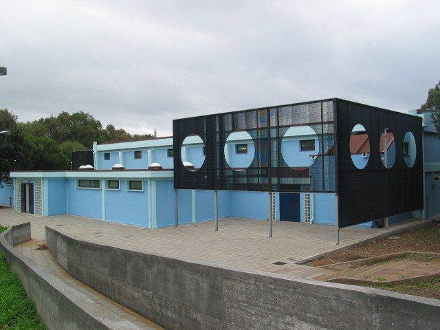 ristrutturazione piscina comunale portoscuso