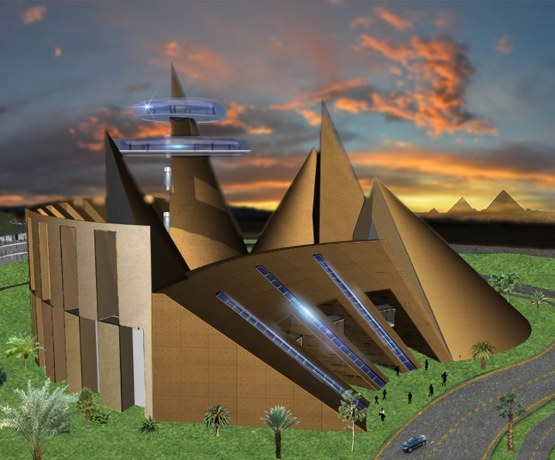 Science City - Egypt International Competition in 2016 (Entertainments)