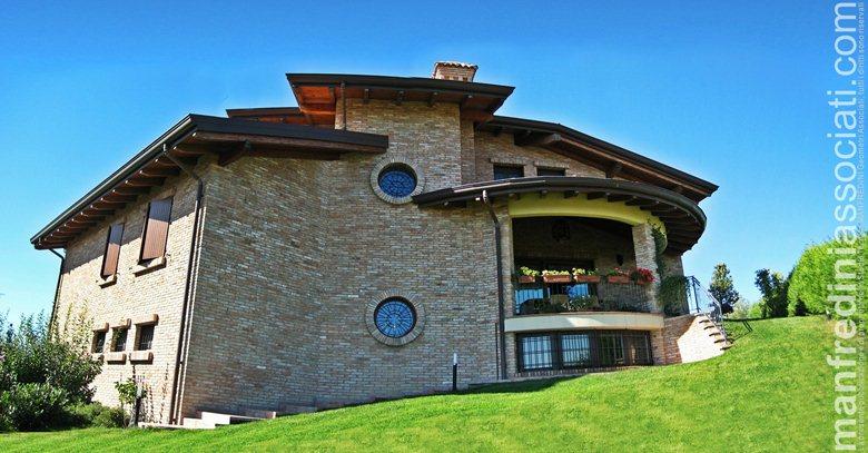 Villa privata in zona panoramica
