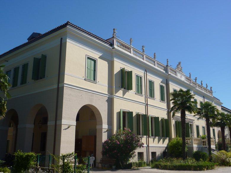 Restauro della Villa Boldù-Grimani a Mirano (Venezia)