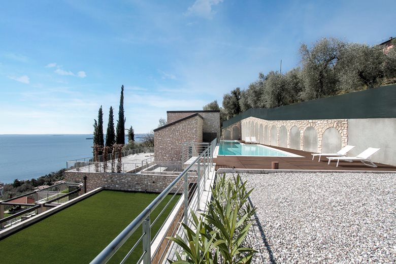 Penthouse Lago di Garda