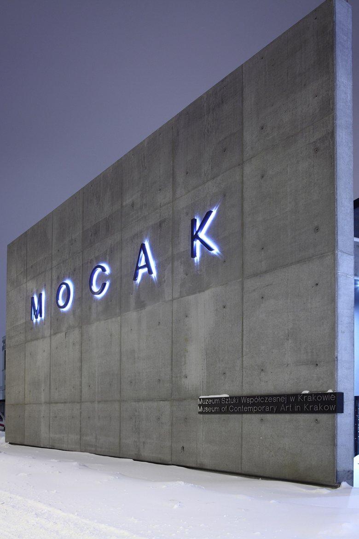 MOCAK_Museo d'Arte Contemporanea, ex Fabbrica O.Schindler, Cracovia, Polonia