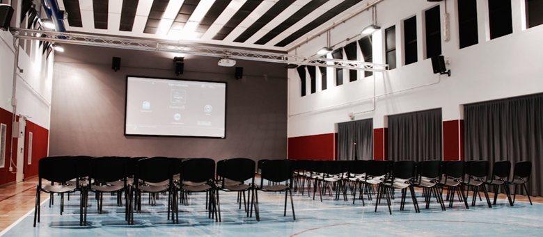 Sala Polivalente Brunatti