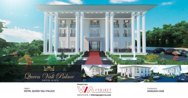 Hotel Queen Vali Palace