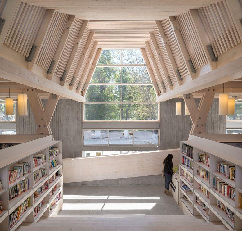 Public Library of Constitución