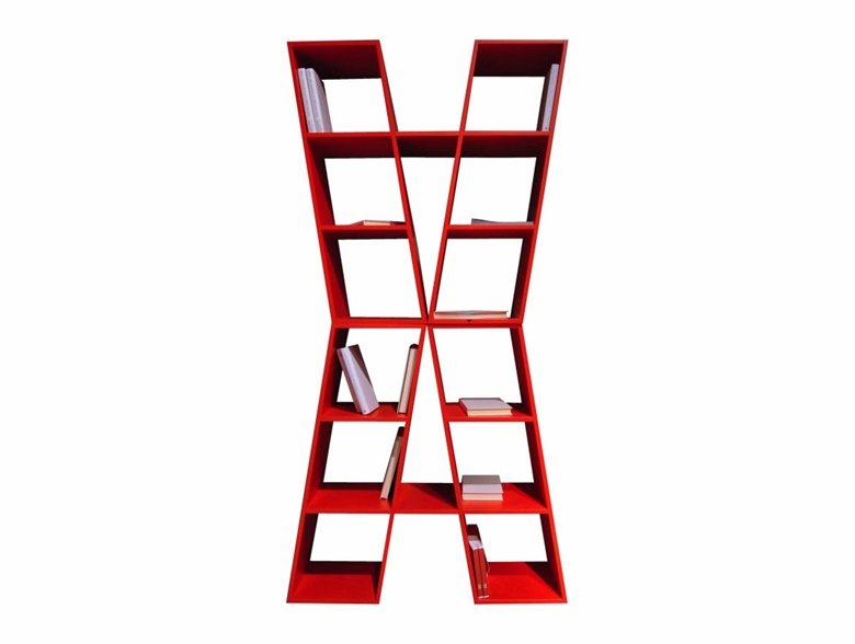 Libreria X-BOOK by Gobbo Salotti