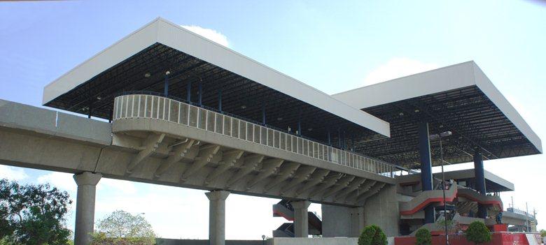 Estación Eloy Cavazos