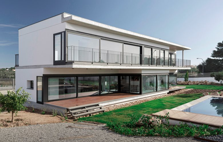 Family House in Son Gual